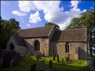 The Paish Church of St Guthlac, Little Ponton